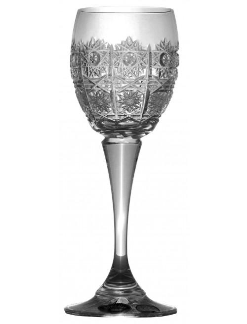 Krištáľový pohár na víno 500PK, farba číry krištáľ, objem 170 ml