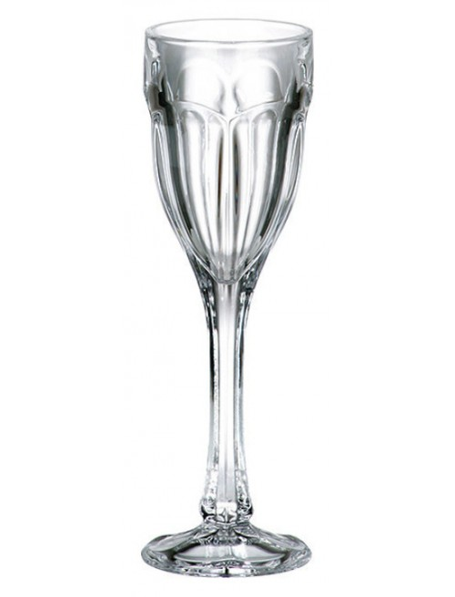 Set pohár Safari 6x, bezolovnatý crystalite, objem 50 ml