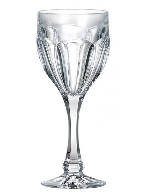 Set pohár na víno Safari 6x, bezolovnatý crystalite, objem 190 ml