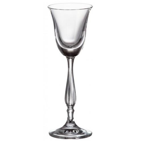 Set pohár Fregata 6x, bezolovnatý crystalite, objem 60 ml
