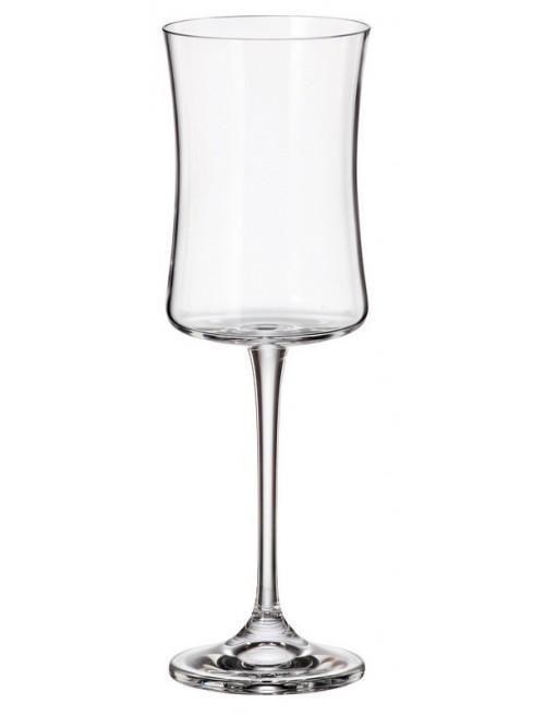 Set pohár na víno Buteo 6x, bezolovnatý crystalite, objem 260 ml