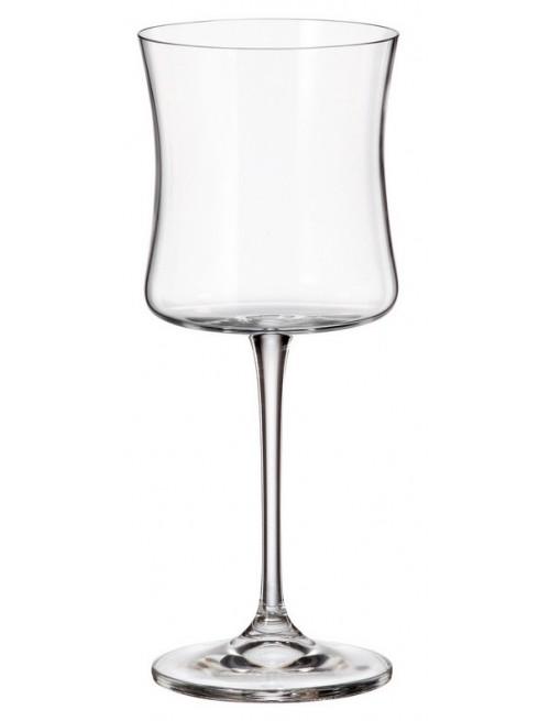Set pohár na víno Buteo 6x, bezolovnatý crystalite, objem 350 ml