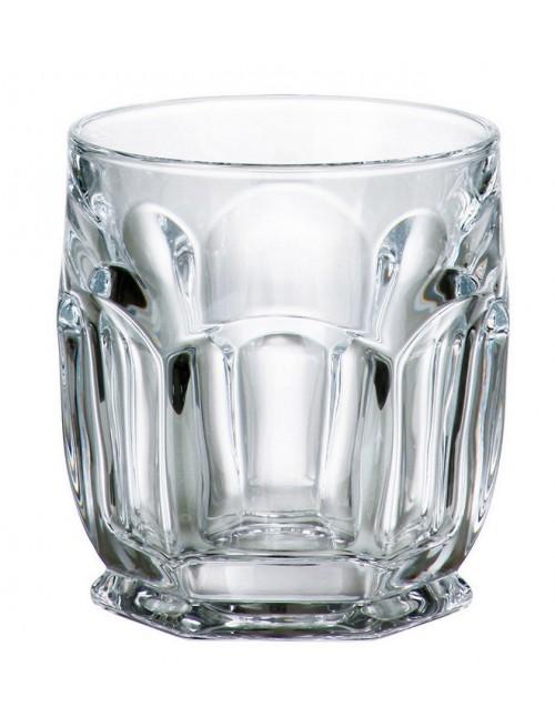 Set pohár Safari 6x, bezolovnatý crystalite, objem 250 ml