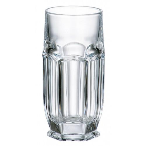 Set pohár Safari 6x, bezolovnatý crystalite, objem 300 ml