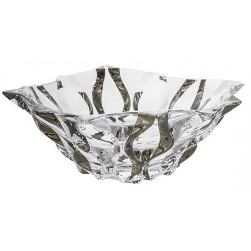 Misa Samba platina, bezolovnatý crystalite, priemer 305 mm