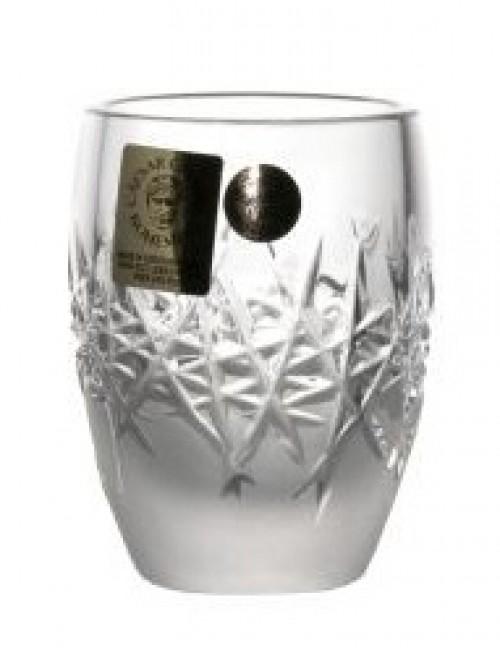 Krištáľový pohárik Hoarfrost, farba číry krištáľ, objem 50 ml