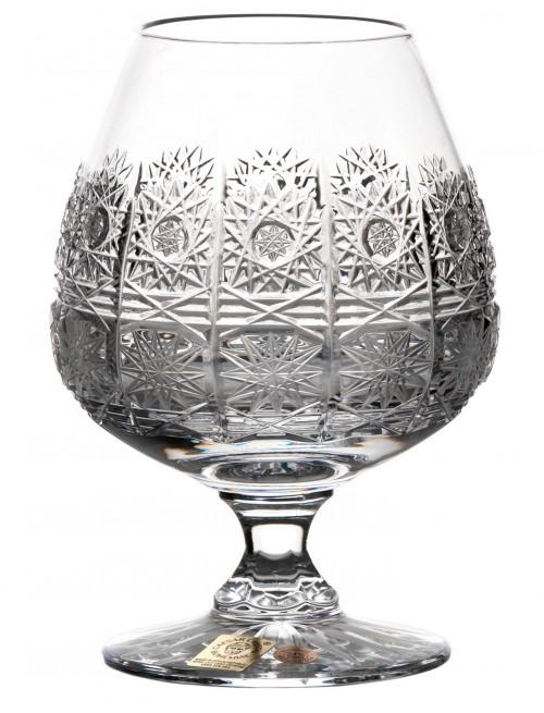 Krištáľový pohár Chamberly brandy 500PK, farba číry krištáľ, objem 380 ml