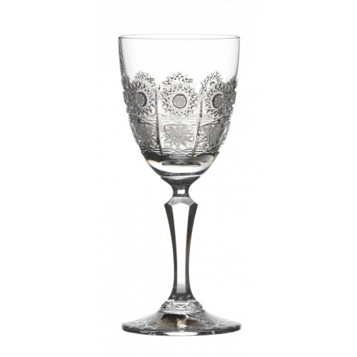 Krištáľový pohár na víno Chamberly, farba číry krištáľ, objem 170 ml