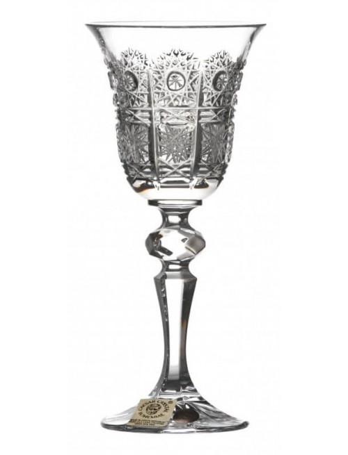 Krištáľový pohárik Laura, farba číry krištáľ, objem 60 ml