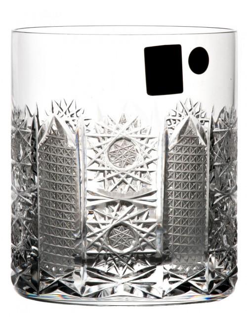 Krištáľový pohár Iris, farba číry krištáľ, objem 320 ml