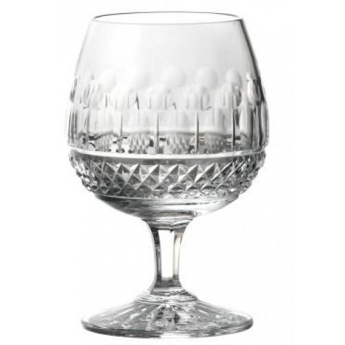 Krištáľový pohár Brandy Tomy, farba číry krištáľ, objem 250 ml