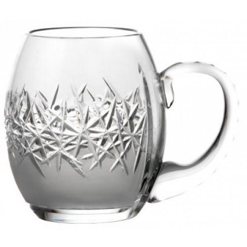 Krištáľový pohár Hoarfrost, farba číry krištáľ, objem 500 ml