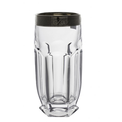Set pohár Safari platina 6x, bezolovnatý crystalite, objem 300 ml