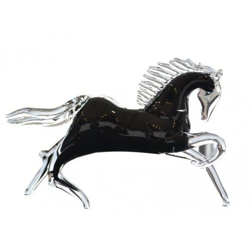Kôň, hutné sklo, veľkosť 280 mm