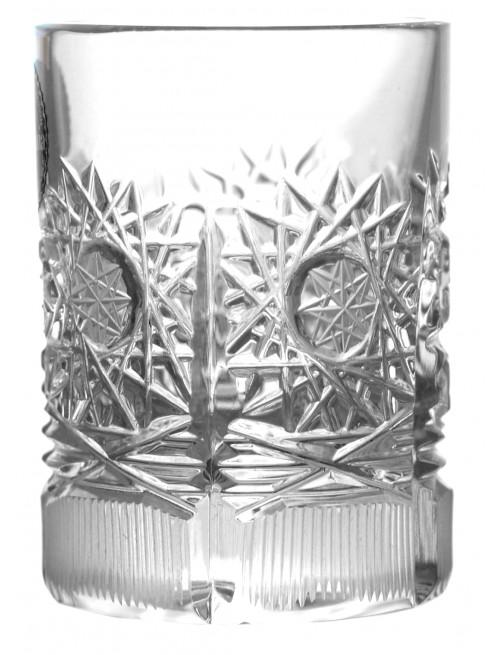 Krištáľový pohárik 500PK, farba číry krištáľ, objem 25 ml