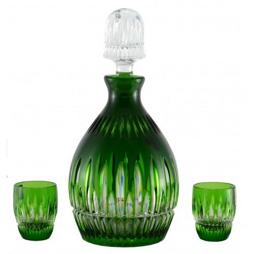 Set Thorn 1+2, farba zelená, objem 700 ml + 50 ml